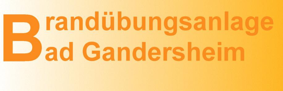 Brandübungsanlage Bad Gandersheim